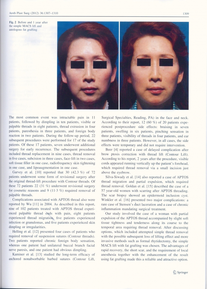 Aesthetic Surgery Journal Volume 36, Issue 6, Dec 2012